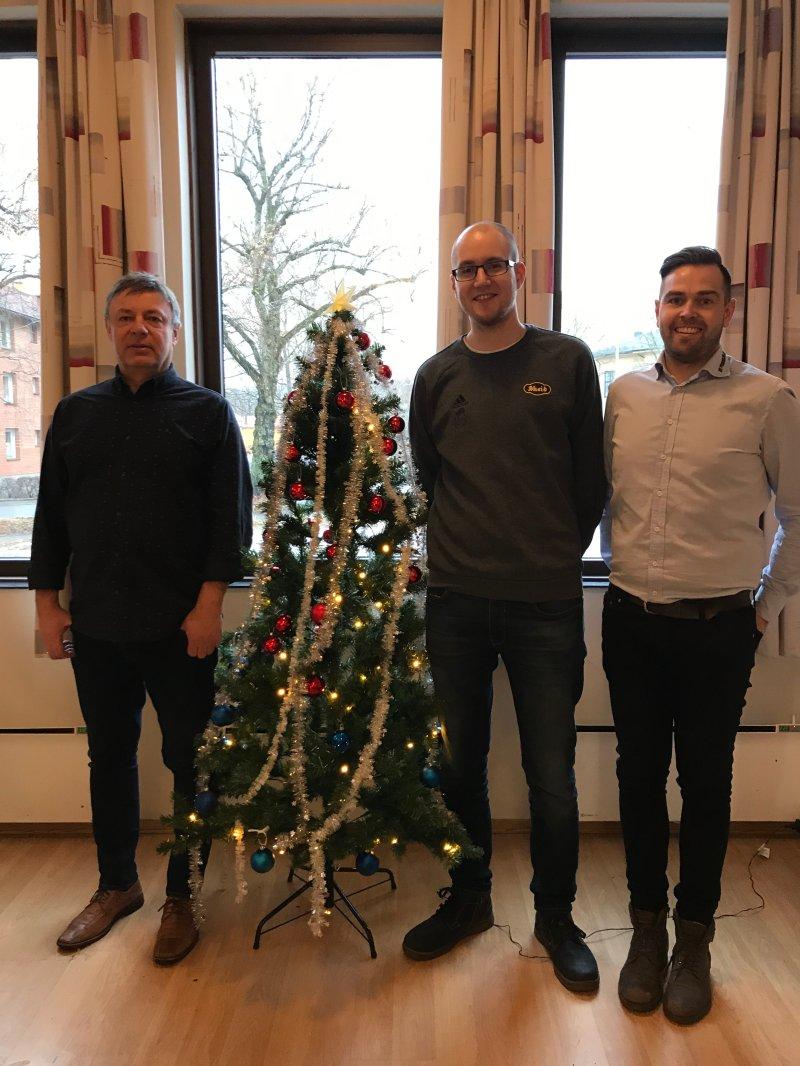 CopyCat, Skeid og Kro Produksjon med julestemning