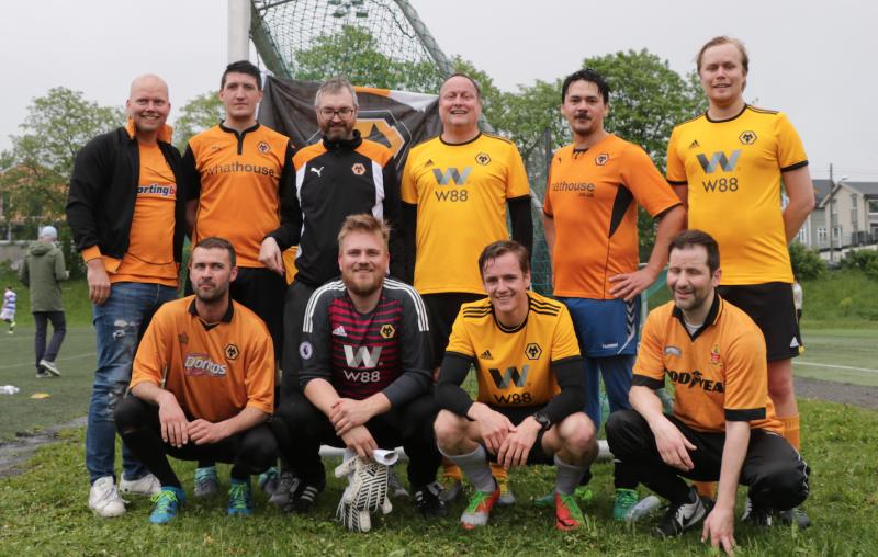 Wolves vant bronsefinalen.