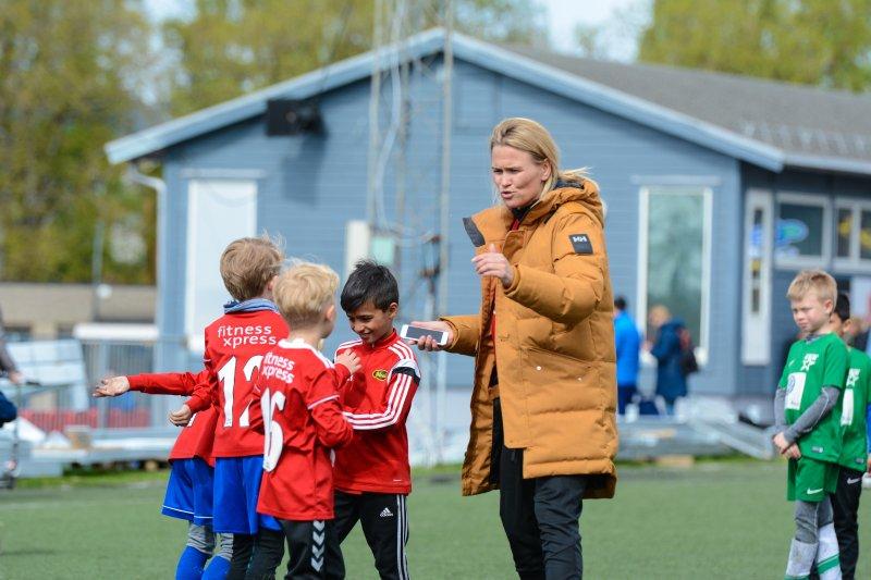 Skeids frivillige trenere vil nye godt av Oles trenerkurs