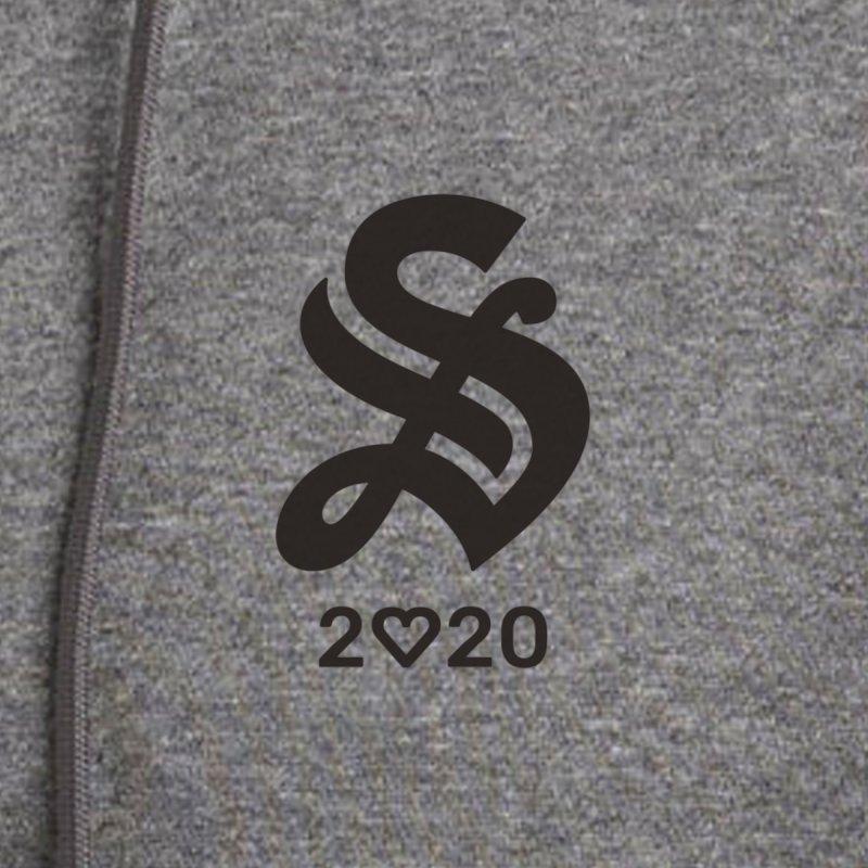 Utsmykning på 2020-genseren
