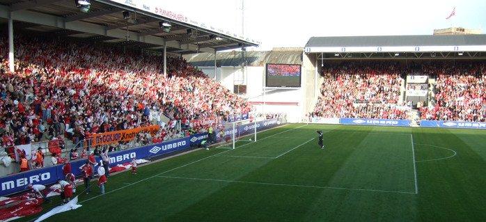 Fredrikstad stadion.