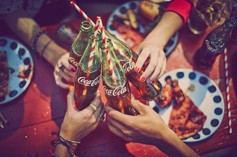 Cola tilbys på alle Skeids hjemmekamper